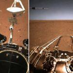 VIDEO: Čínské robotické vozítko vyjelo na povrch Marsu