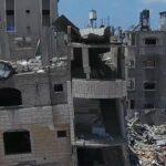 VIDEO: Následky izraelského bombardování Palestinců v Pásmu Gazy