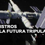 VIDEO: Bezpilotní loď se připojila ke vznikající čínské vesmírné stanici