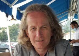 Spisovatel a hudebník Petr Štěpánek; Foto: Profil P. Štěpánka na sociální síti