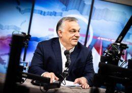 Maďarský předseda vlády Viktor Orbán; Foto:  Profil V. Orbána na sociální síti