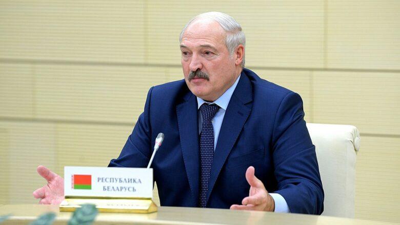 Běloruský prezident Alexander Lukašenko; Foto: Ruská prezidentská kancelář / Wikimedia Commons