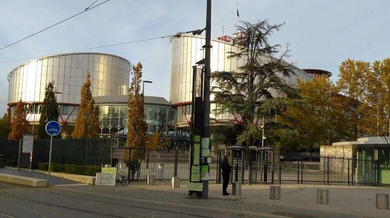 Budova Evropského soudu pro lidská práva ve Štrasburku; Foto: Admiral Bouclettes / Wikimedia Commons