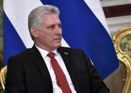 Kubánský prezident Miguel Díaz-Canel; Foto: Ruská prezidentská kancelář / Wikimedia Commons