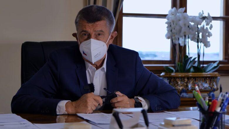 Premiér Andrej Babiš (ANO); Foto: Repro profil A. Babiše na sociální síti