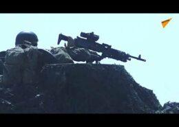 VIDEO: NATO a Ukrajina pokračují ve vojenském cvičení na hranicích Ruska