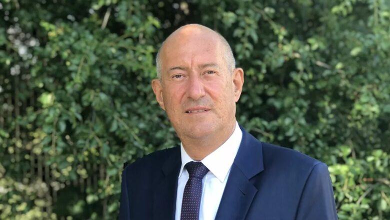 Nový nejvyšší státní zástupce Igor Stříž; Foto: Twitter