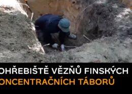 VIDEO: V Rusku bylo nalezeno hromadné pohřebiště vězňů finských koncentráků