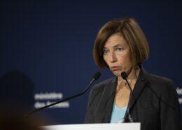 Francouzská ministryně obrany Florence Parlyová; Foto: Americké ministerstvo obrany / Wikimedia Commons