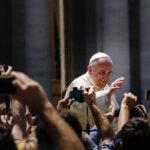 NA SLOVENSKU není o návštěvu papeže zájem. Přijel hlavně za Čaputovou