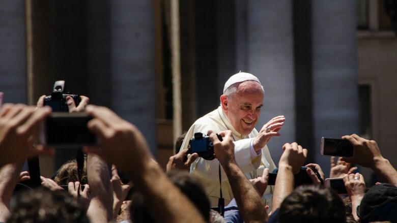 Papež František; Foto: Alfredo Borba / Wikimedia Commons