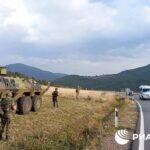 KOSOVO VYHROCUJE VZTAHY se Srbskem. Na hranice byly povolány síly KFOR