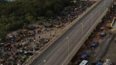 VIDEO: Tisíce haitských migrantů na hranici s Texasem