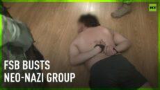 VIDEO: V Rusku zlikvidovali neonacistickou skupinu, která plánovala teroristické útoky