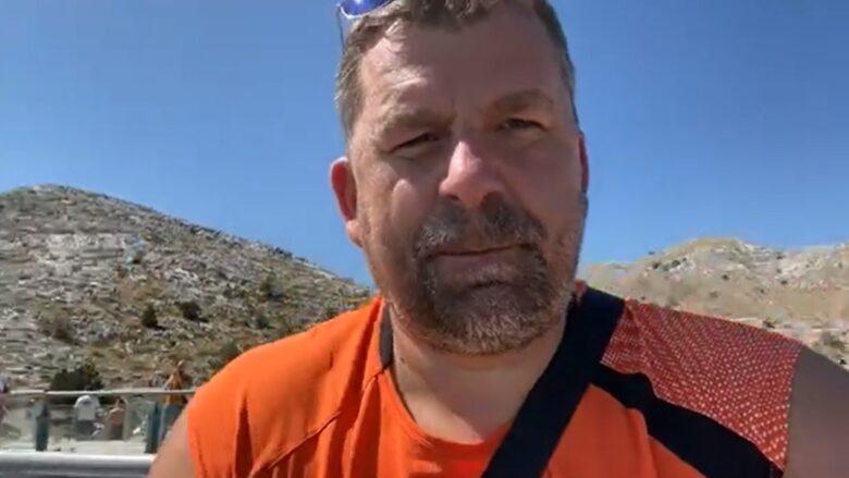Někdejší manažer Čapího hnízda Tomáš Rak; Foto: Repro video profil T. Raka na sociální síti