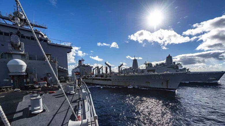 Ilustrační foto: U.S. Navy/MC2 Markus Castaneda / Wikimedia Commons