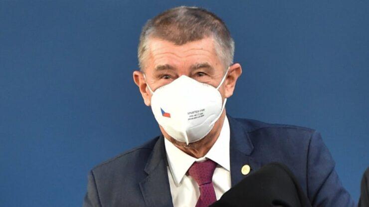 Andrej Babiš (ANO); Foto: profil A. Babiše na sociální síti